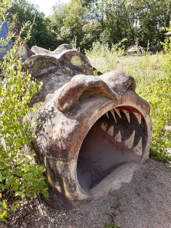 steinzeichen steinbergen drache 2020
