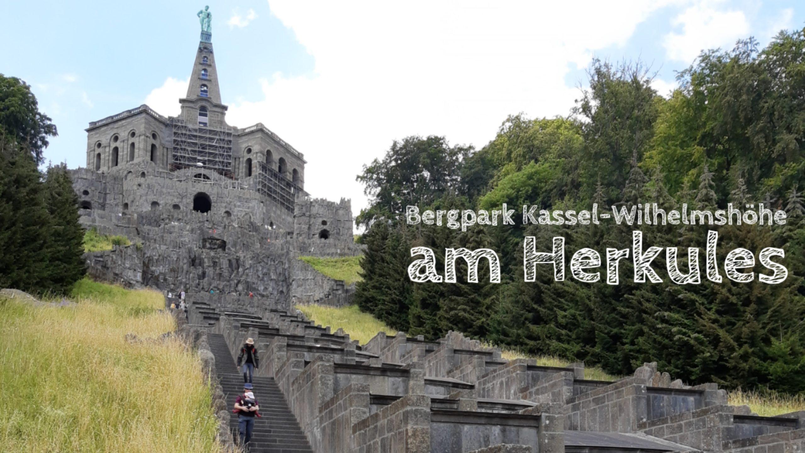 herkules bergpark kassel wilhelmshöhe