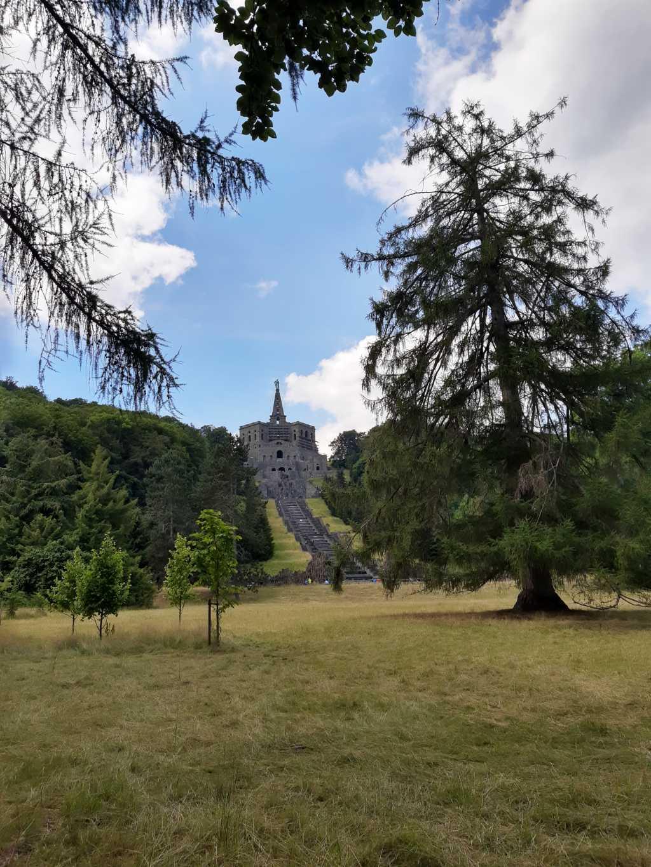 kassel wilhelmshoehe herkules landschaftspark