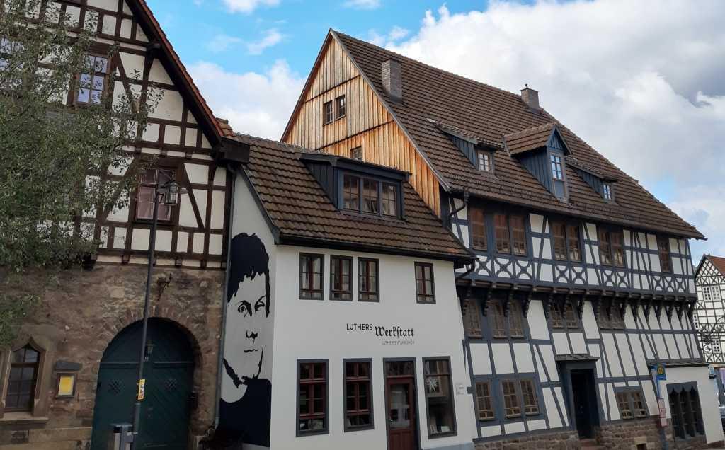 lutherstadt eisenach familienurlaub in thüringen