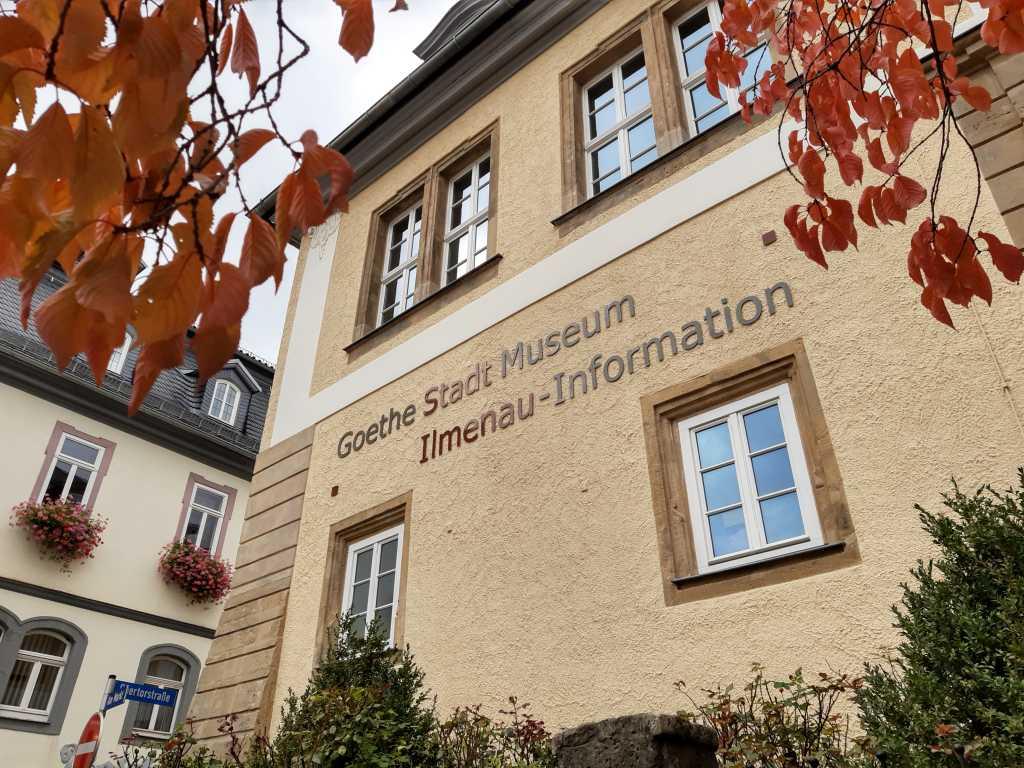 ilmenau thueringen museum