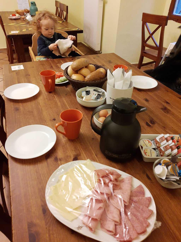 jugendherberge frühstück corona