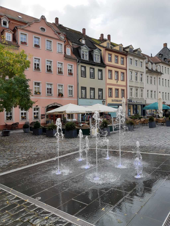 thueringen altenburg marktplatz