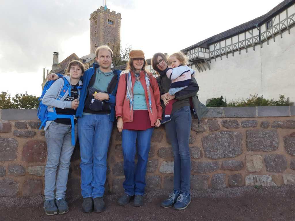 thüringen wartburg family4travel familienfoto
