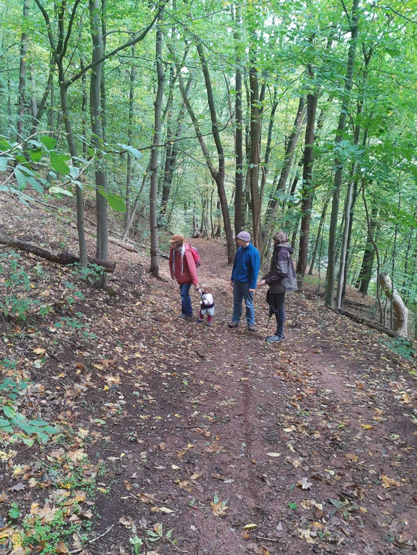 thueringen wartburg wandern familie