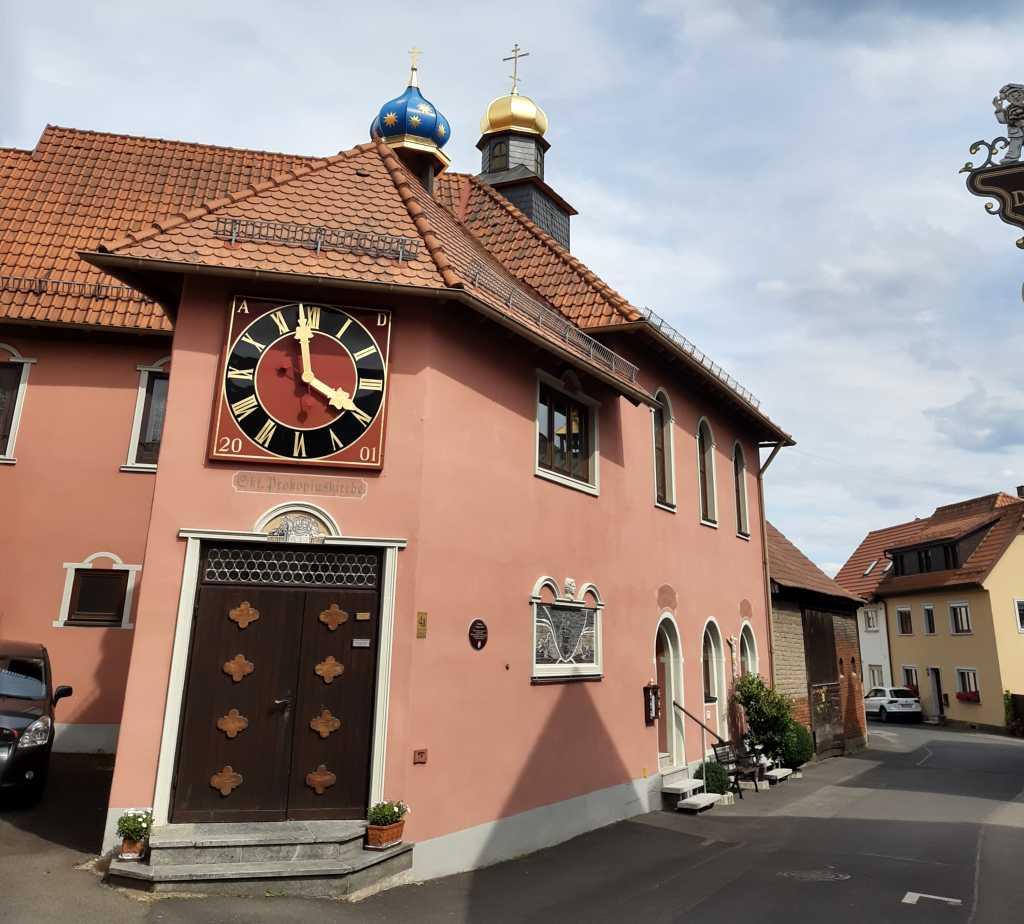 bischofsheim orthodoxe kirche