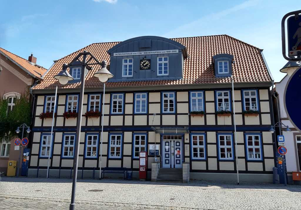 dannenberg rathaus