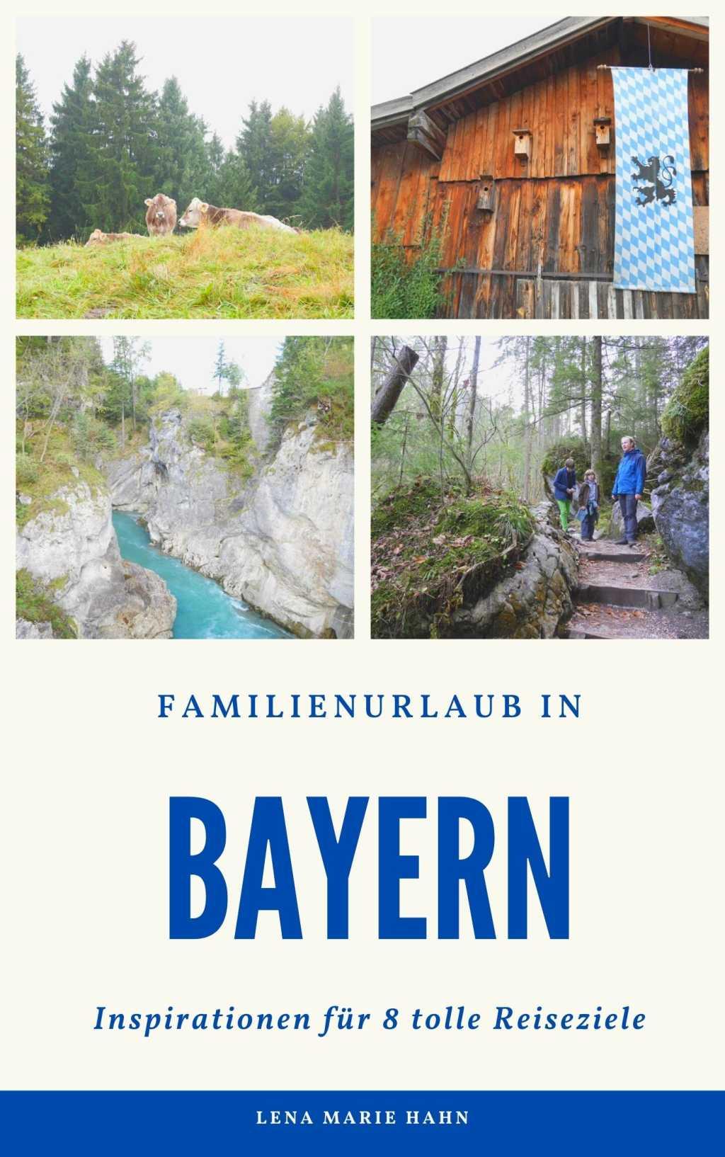familienurlaub in bayern ebook cover