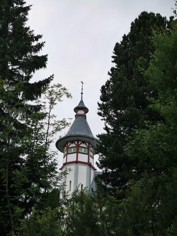 hohe tatra slowakei architektur
