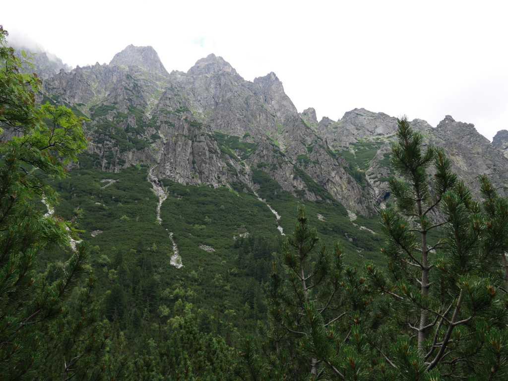 hohe tatra slowakei berge