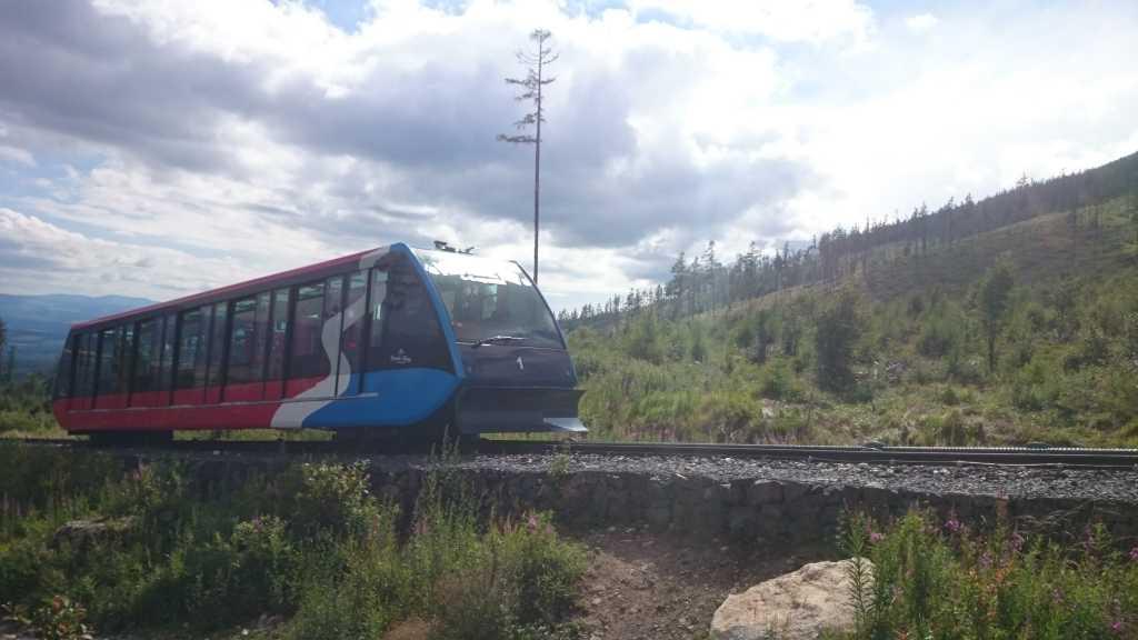 hohe tatra slowakei hrebienok bergbahn