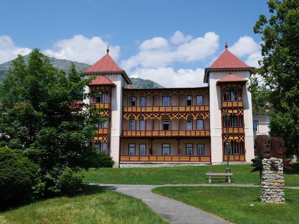 hohe tatra slowakei logierhaus stary smokovec