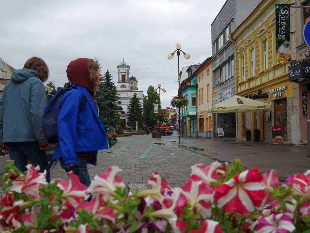 poprad innsenstadt