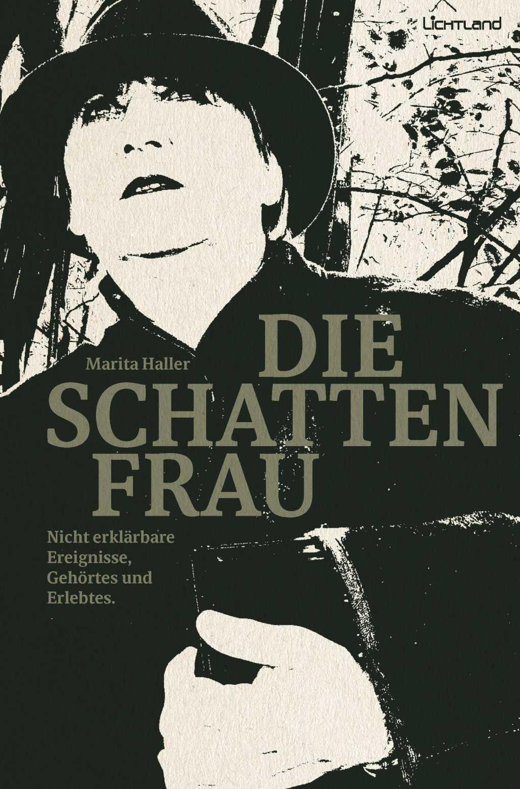 Cover Die Schattenfrau marita haller