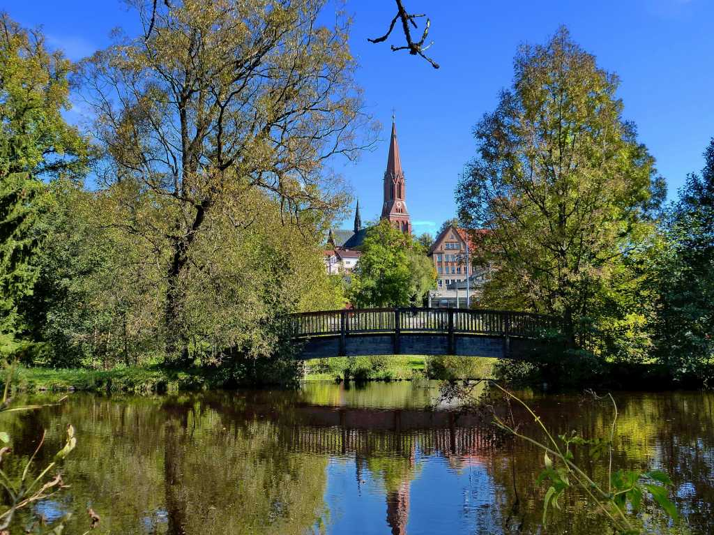 Stadtpark Zwiesel
