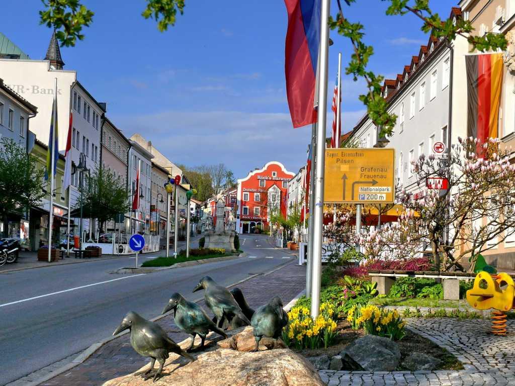 Stadtplatz Zwiesel