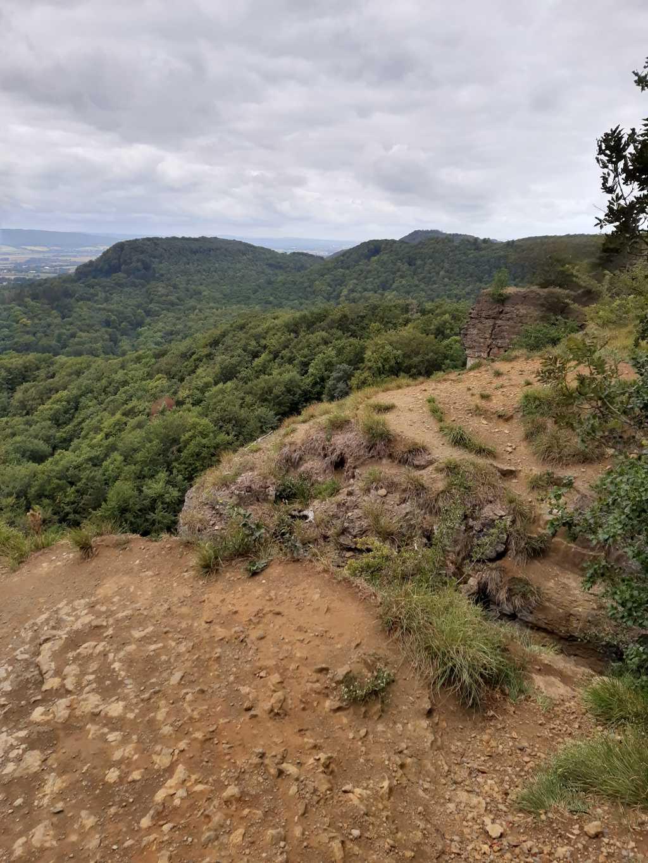 hohenstein klippen weserbergland