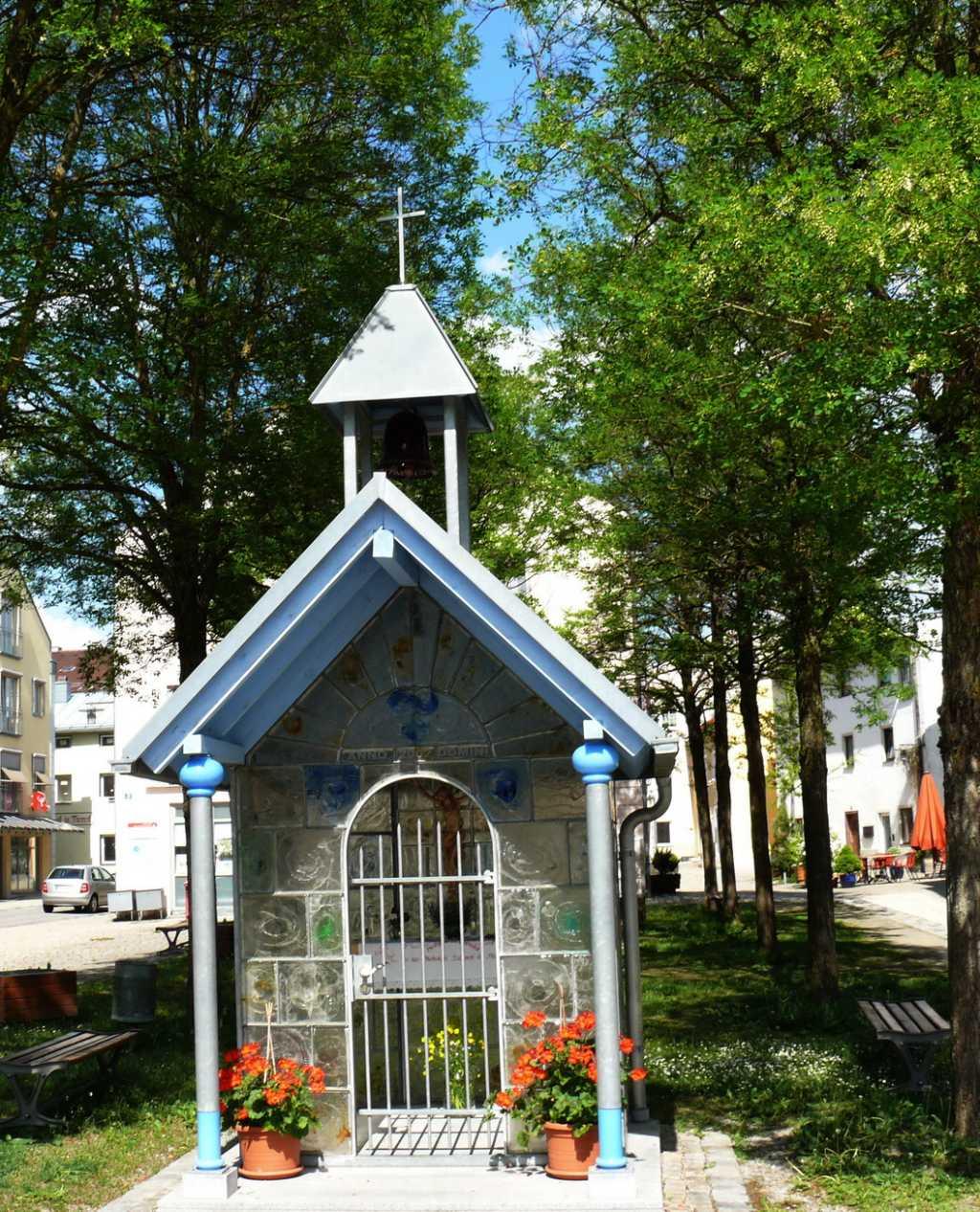 zwiesel sehenswürdigkeiten glaskapelle
