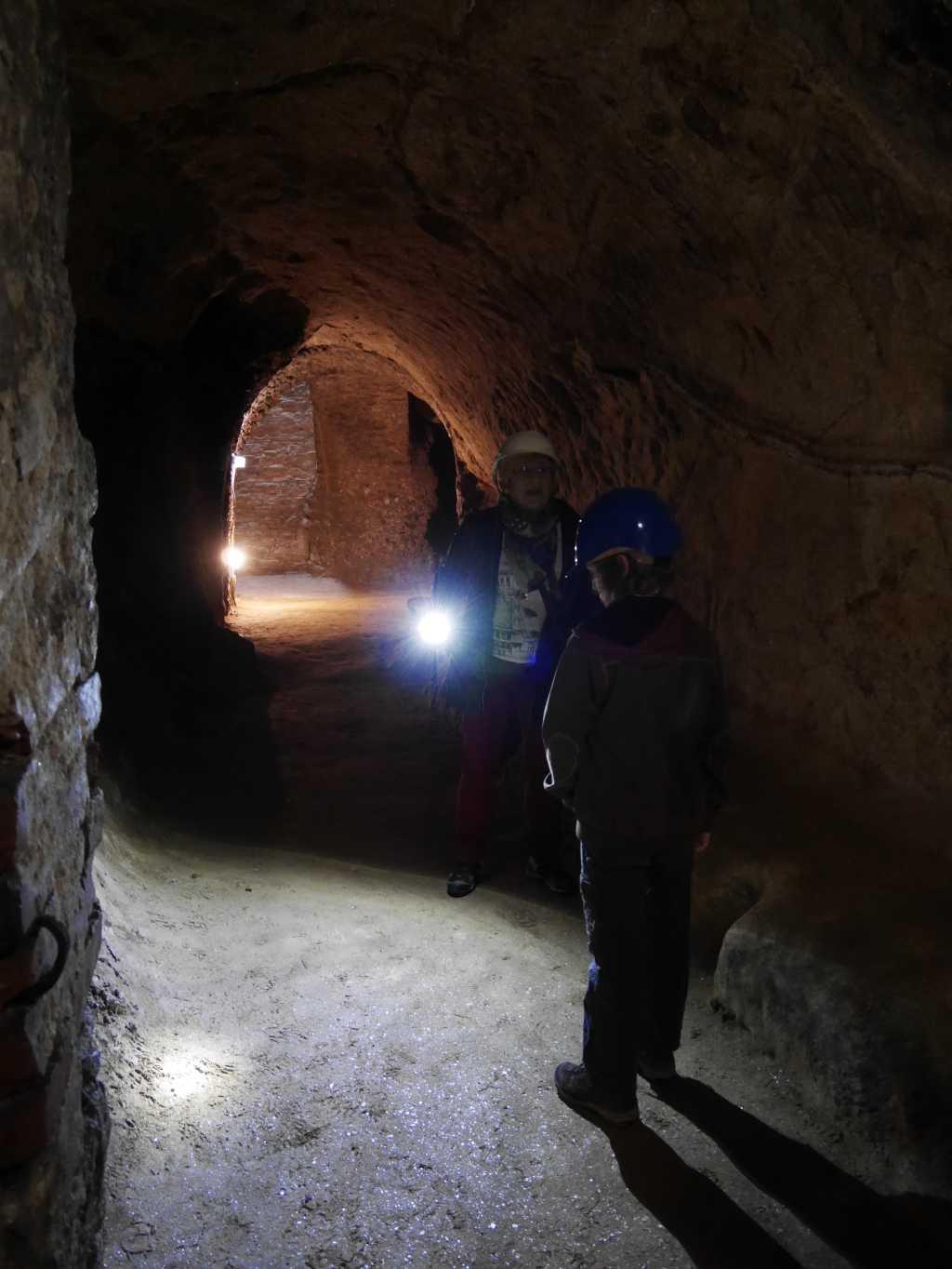 zwiesel unterwelten tunnel