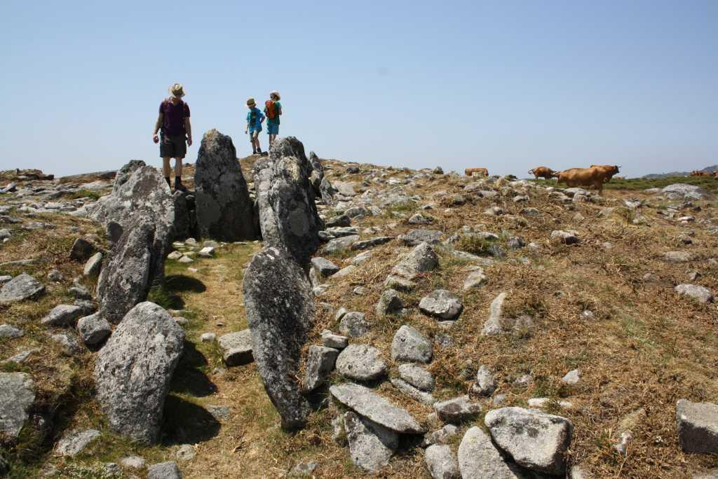 arouca großsteingrab portugal