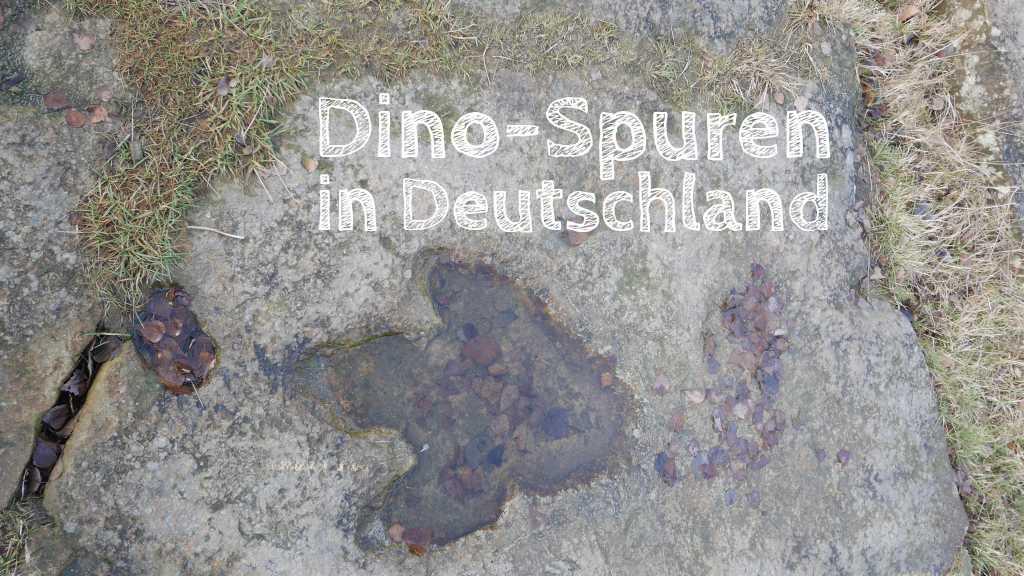 dinosaurierspuren in deutschland