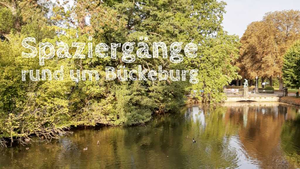 wandern in bückeburg