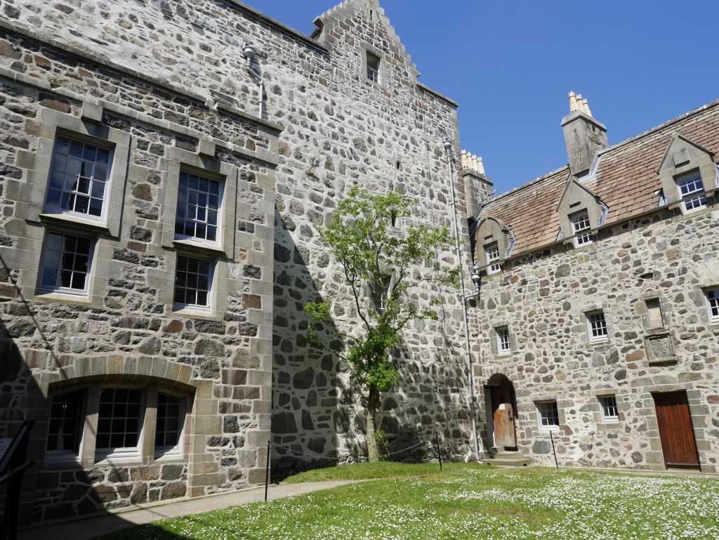 burgen in schottland duart castle