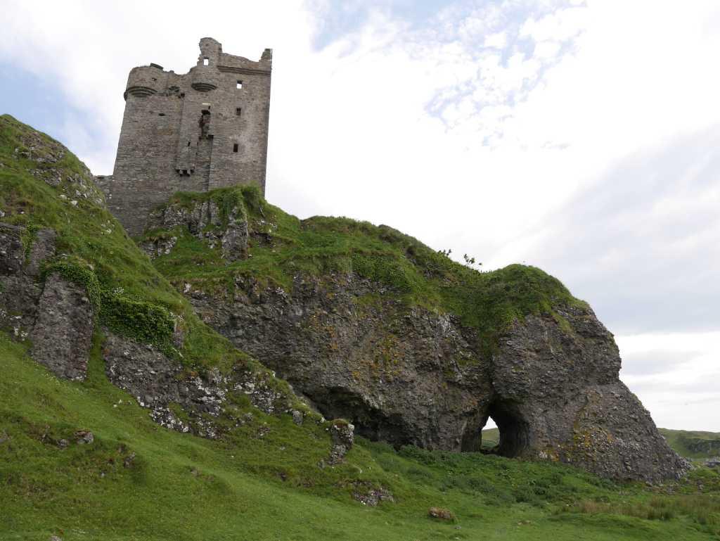 burgen in schottland gylen castle