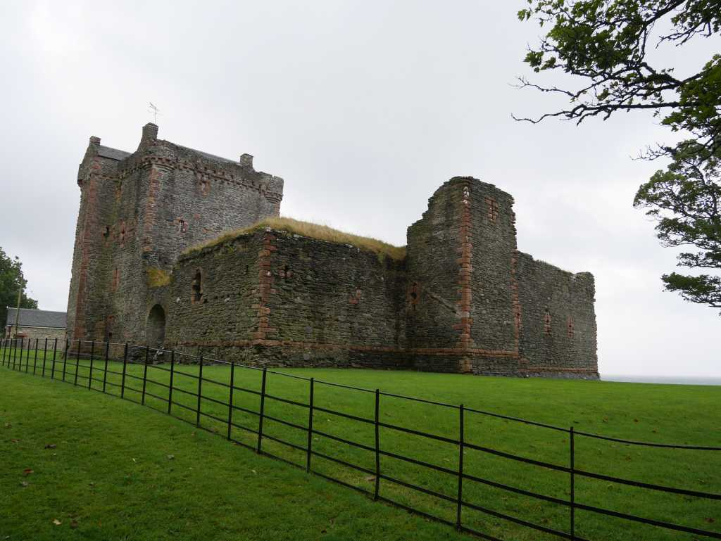 burgen in schottland skipness castle