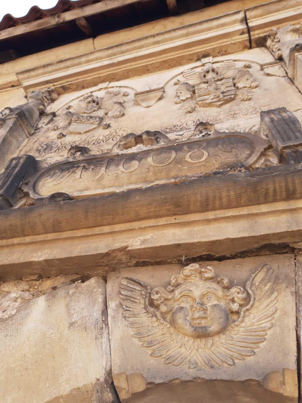 Sandsteinportal Bückeburg