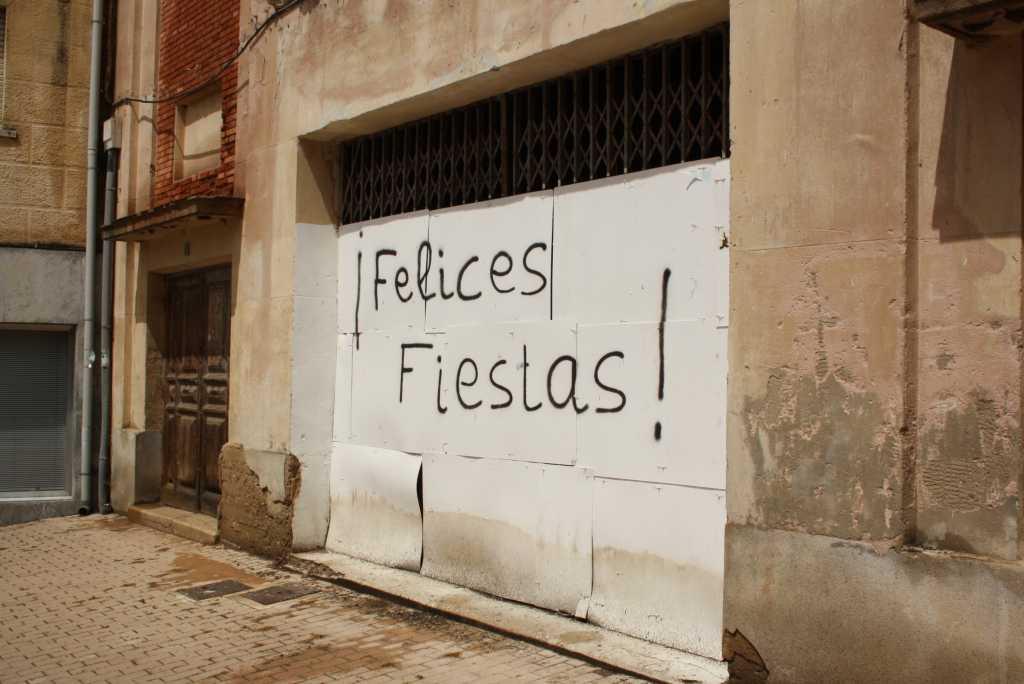 Fiesta Spanien