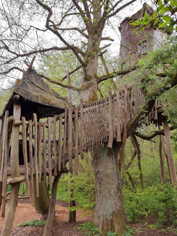 vogelpark marlow spielplatz baumwipfelpfad