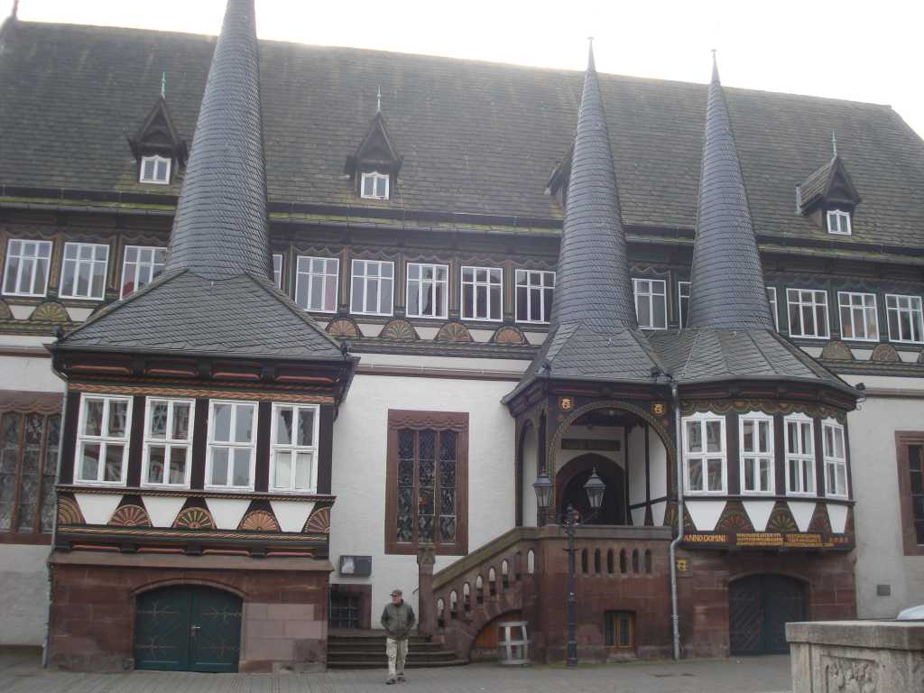 cities4family einbeck rathaus