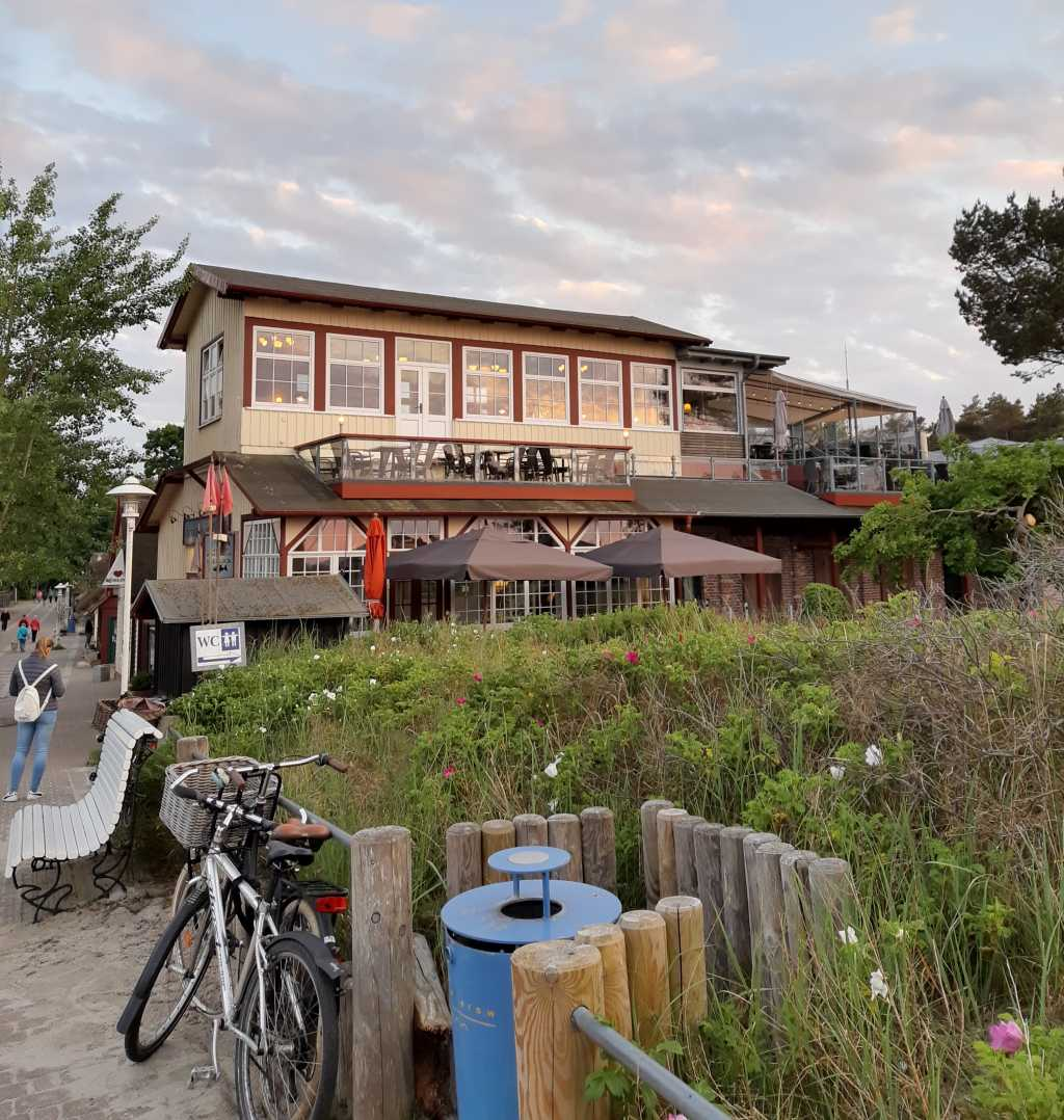 fischland-darss-zingst prerow strandpromenade