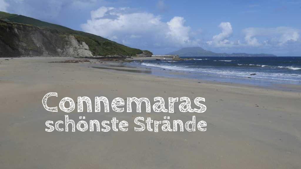 connemara strand irland