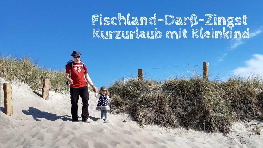 kurzurlaub fischland-darß-zingst mit kleinkind