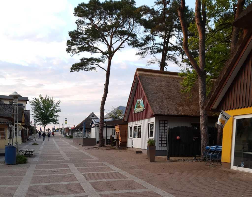 prerow promenade