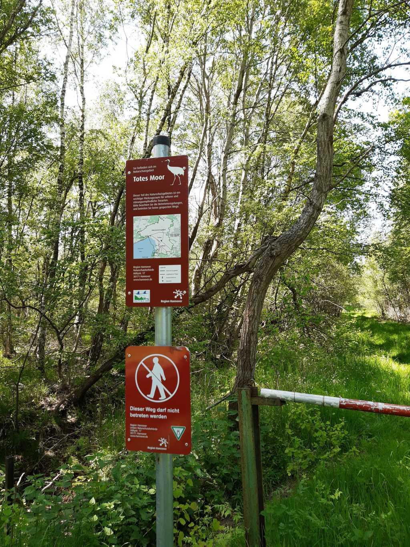 steinhuder meer totes moor naturschutzgebiet