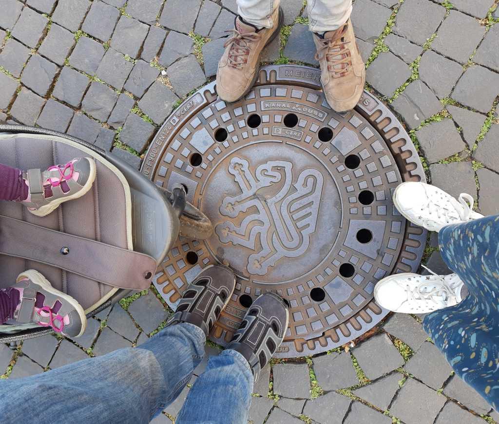 Braunschweig mit Familie