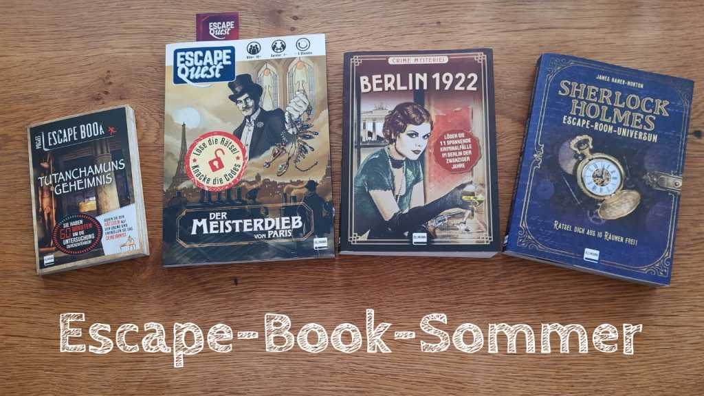 escape book rezensionen