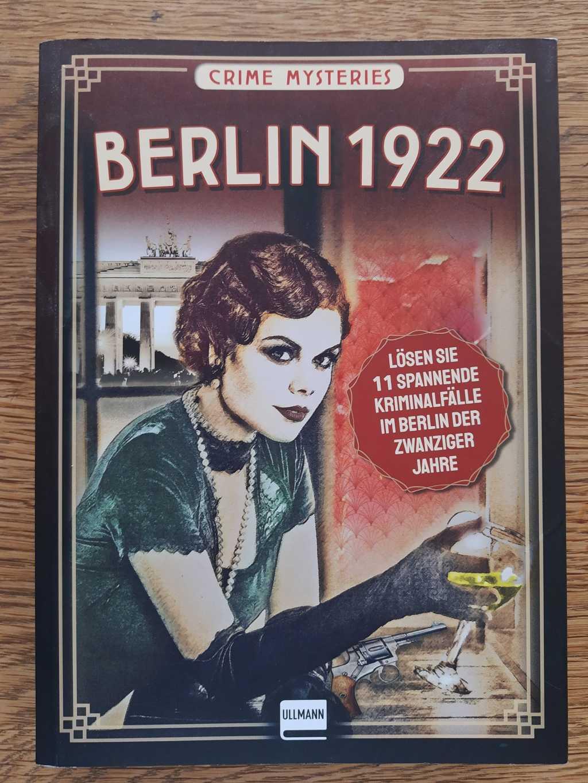 rezension berlin 1922 cover