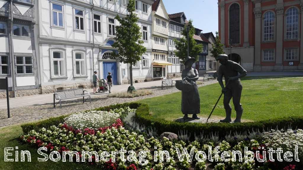 wolfenbüttel mit kleinkind und teenager