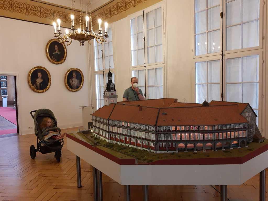 wolfenbüttel residenzmuseum innen
