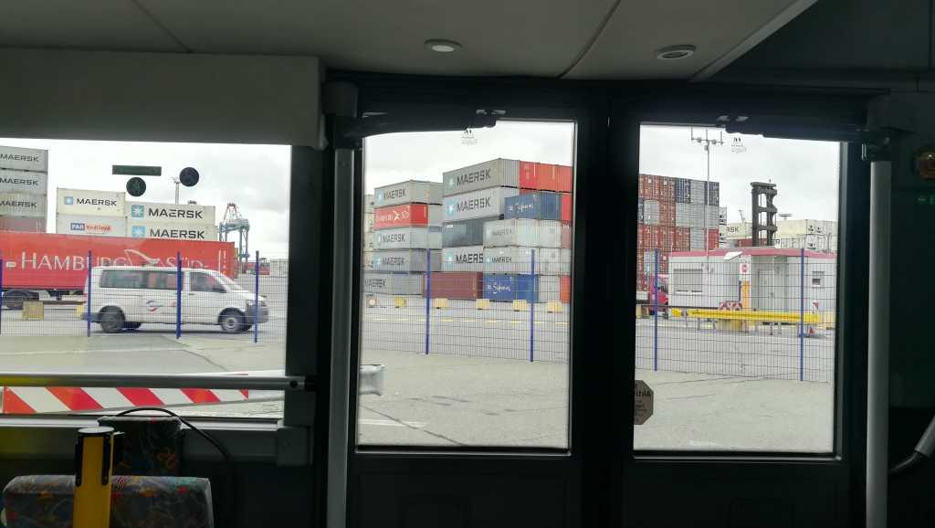bremerhaven havenbus tour