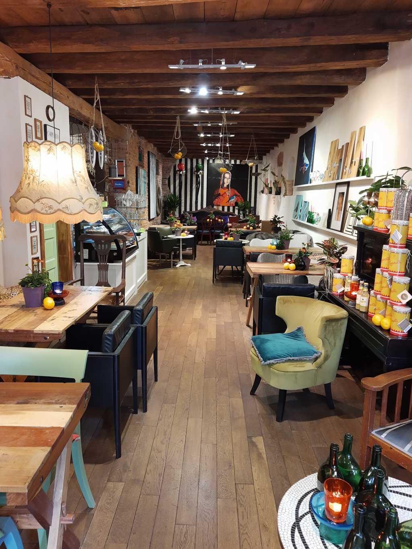 oldenburg cafe innenleben innen