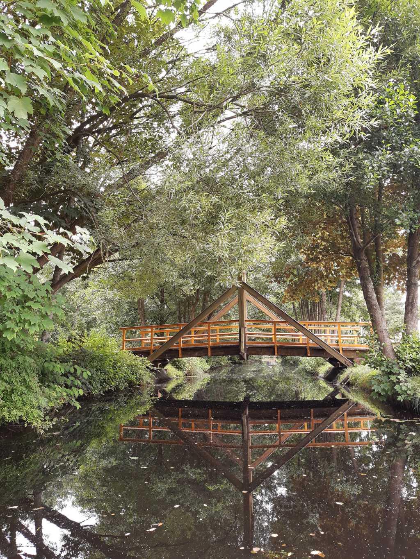 papenburg kanal brücke