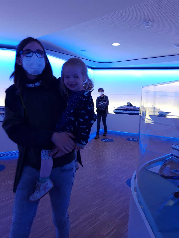 papenburg meyerwerft besucherzentrum mit kindern