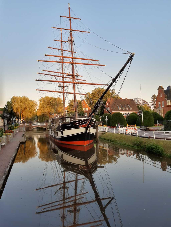 papenburg museumsschiff friederike