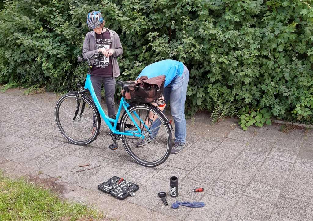wilhelmshaven fahrradpanne