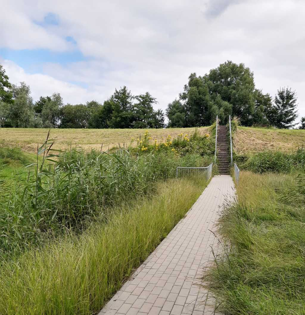 wilhelmshaven fahrradweg